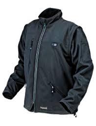 《2016年モデル》 マキタ 充電式暖房ジャケット M 【本体+ホルダ付き】CJ204DZ (バッテリ・充電器 別売り)