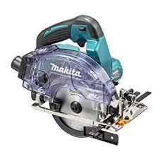 マキタ 125mm 充電式防じんマルノコ 本体 KS513DZ (バッテリ・充電器・ケース別売、ワイヤレスユニット・チップソー別売)