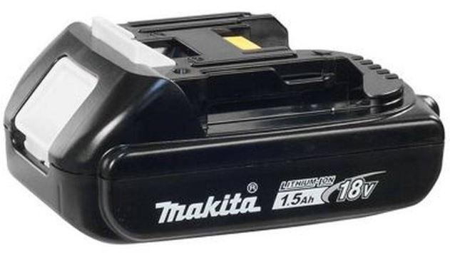 マキタ 18Vバッテリ(1.5Ah) BL1815N 純正品 A-60311