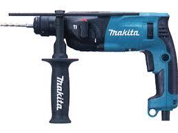 マキタ ハンマドリル 18mm(SDSプラスシャンク) HR1830F ケース付き(ビット別売り)穴あけ専用