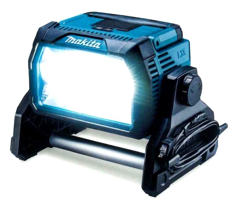 マキタ 充電式LEDスタンドライト ML809 本体のみ 10000ルーメンモデル AC100V 【対応バッテリ[リチウムイオン] 14.4V/18V】(バッテリ・充電器別売り)