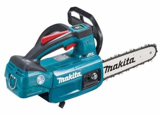 マキタ 18V充電式チェンソー本体のみ MUC204DZ 200mm スプロケットノーズバー仕様 (バッテリ、充電器別売)