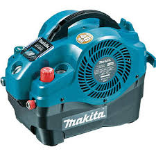 マキタ エアコンプレッサ 青 AC460S【軽量・小型タイプ】 タンク容量3L タンク内最高46気圧 エア量138L