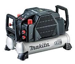 マキタ エアコンプレッサ 黒 AC462XGB タンク容量16L タンク内最高46気圧 エア量736L 【高圧/一般圧対応】