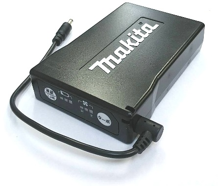 マキタ 充電式ファンジャケット用バッテリ BL07150B A-68507 純正品 ファンベスト用 ファン、ジャケット、ベスト別売