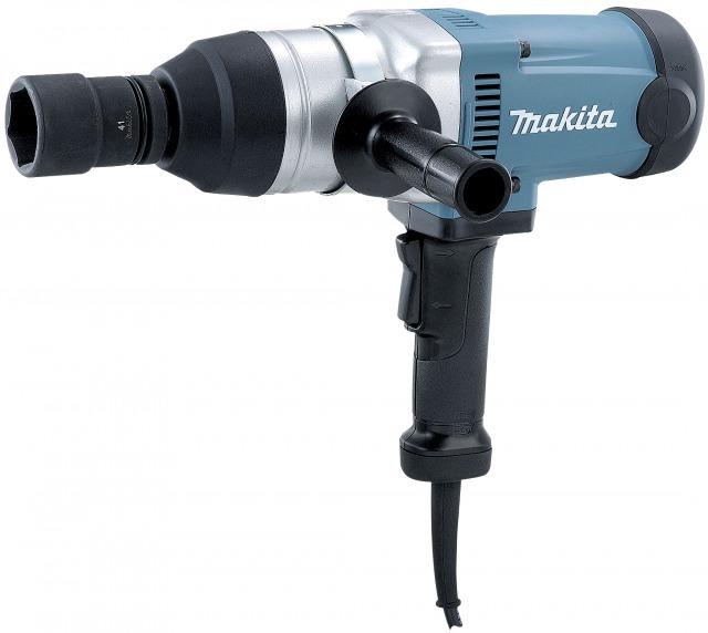 マキタ インパクトレンチ 青 TW1000【100V・2.5mコード】 ケース付 ソケット付(41mm1個)