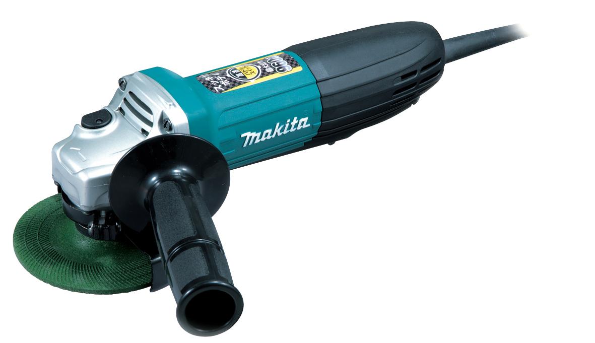 マキタ 100mmディスクグラインダ GA4034【高速型】パドルスイッチタイプ