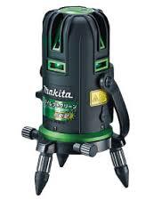 マキタ グリーンレーザー墨出し器 SK504GPZ クロスライン・全周ろく (受光器・バイス・三脚別売り)