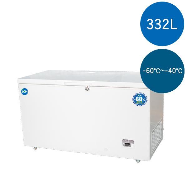 【送料無料】超低温冷凍ストッカー JCMCC-330 マイナス60℃ 大型タイプ