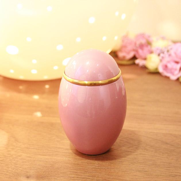 ミニ骨壷 ココス カラー ピンク 【smtb-TK】0907d016a