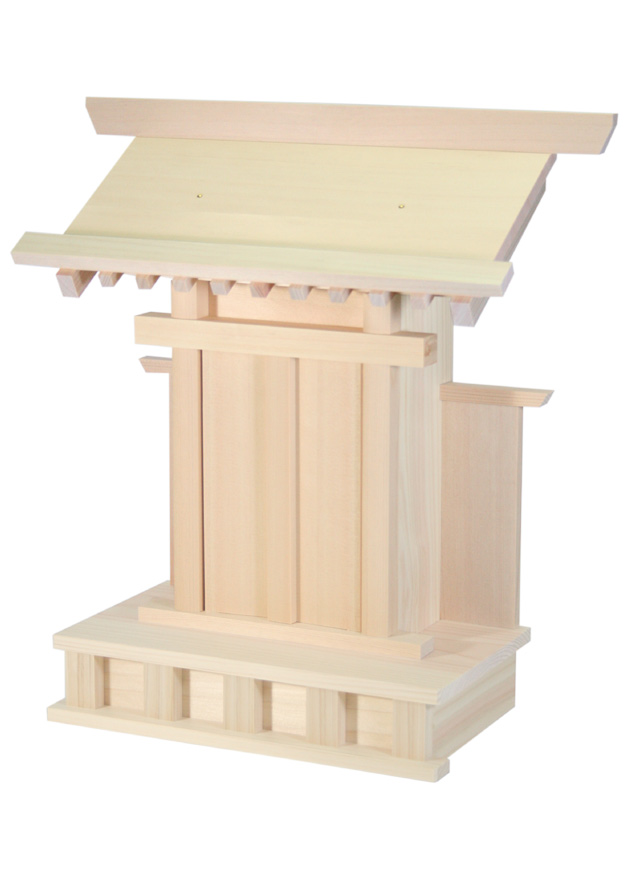 "Altar ""Kiso hinoki: Tenri University: no type ' 1401b004a"