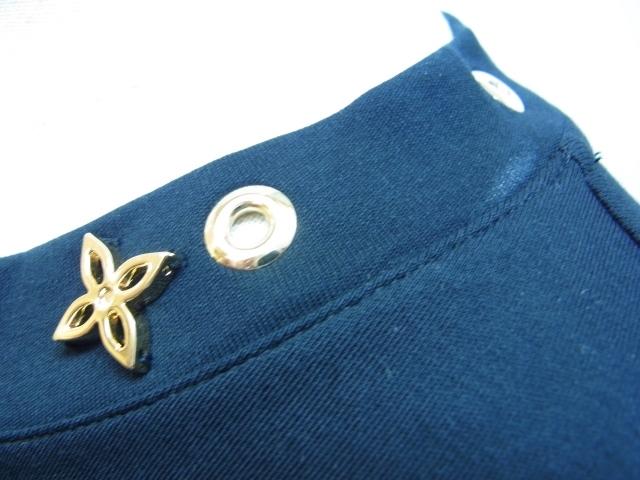 LOUIS VUITTONルイヴィトンサイドストラップ Tシャツ S クロ コットン432大黒屋CBdxoe