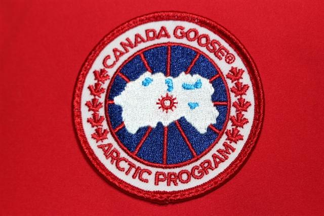 CANADA GOOSE カナダグース ダウンベスト GARSON VEST ギャルソンベスト 4151M メンズM レッド 200大黒屋gb67fy