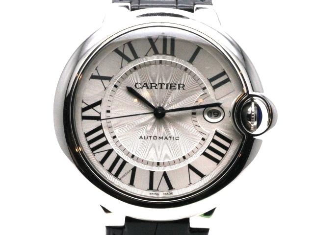 【送料無料】Cartier バロンブルー オートマチック バロンブルーLM【472】【】【大黒屋】