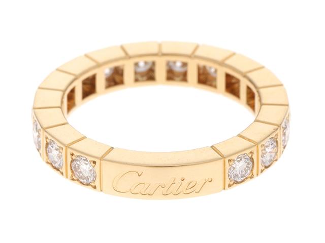 超爆安 【送料無料】Cartier カルティエ カルティエ YG YG ダイヤモンド ラニエールリング 47号 47号【430】【】【大黒屋】, クラウン無線:d8f7fe00 --- spotlightonasia.com