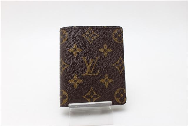 【送料別】LOUIS VUITTON 財布 二つ折り財布 ポルトフォイユ・マジェラン モノグラム 【472】【中古】【大黒屋】
