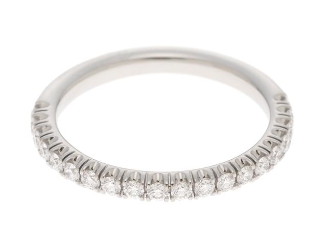 【送料無料】Cartier カルティエ エタンセル リング PT950 ダイヤモンド 48号 【200】【中古】【大黒屋】