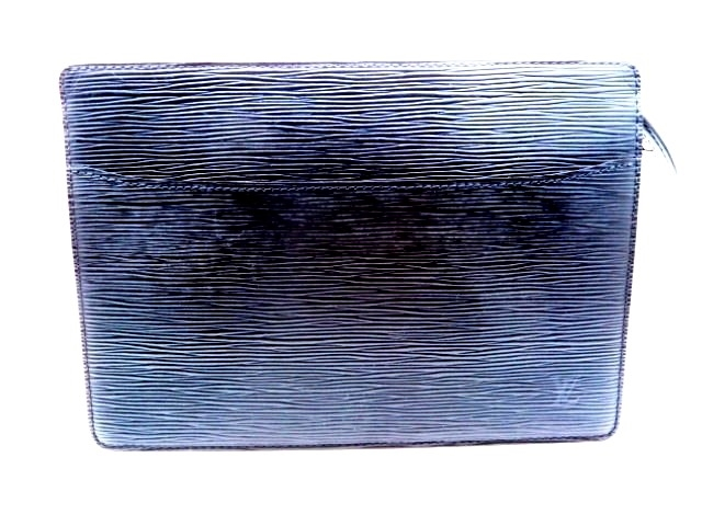 LOUIS VUITTON バッグ ポシェット・オム セカンドバッグ M52522 エピ ノワール【431】【中古】【大黒屋】