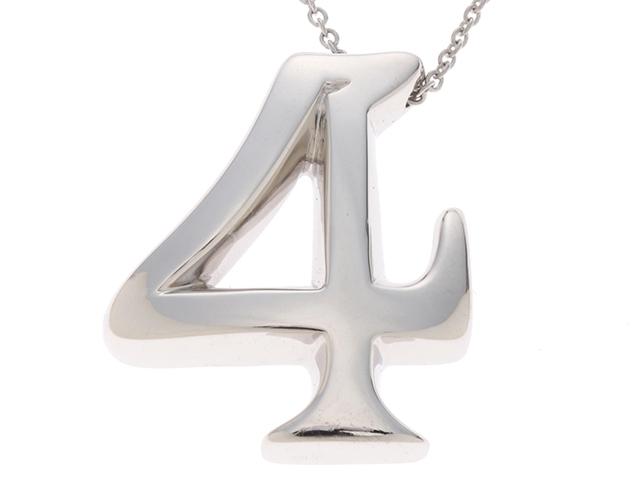 【送料無料】FRANCK MULLER  貴金属・宝石  ネックレス タリスマン  ホワイトゴールド  WG 【433】【中古】【大黒屋】