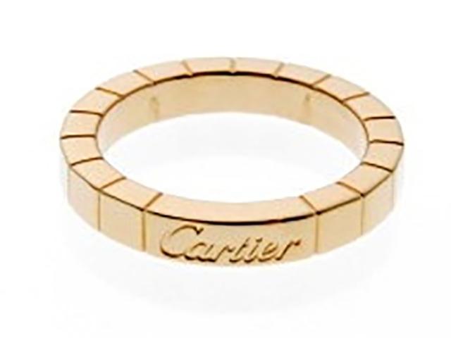 Cartier カルティエ PG ラニエールリング 47号 【430】【中古】【大黒屋】