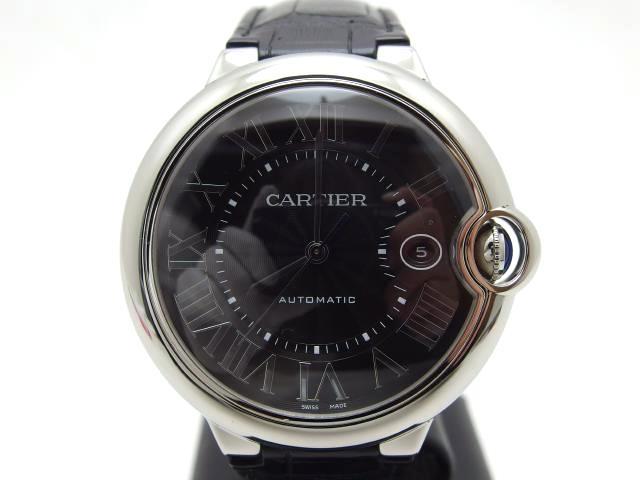 【送料無料】Cartier 時計 バロンブルー オートマチック バロンブルー 42mm【435】【中古】【大黒屋】