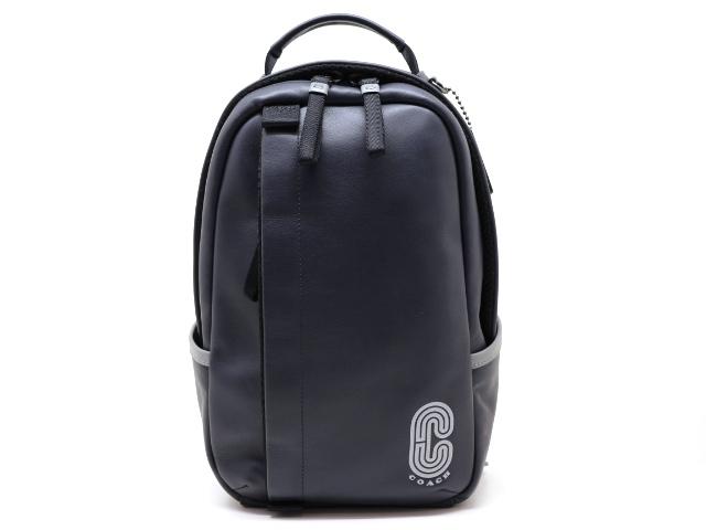 COACH バッグ ショルダーバッグ リフレクティブ ディテール エッジパックボディバッグ カーフ 89910【205】【中古】【大黒屋】