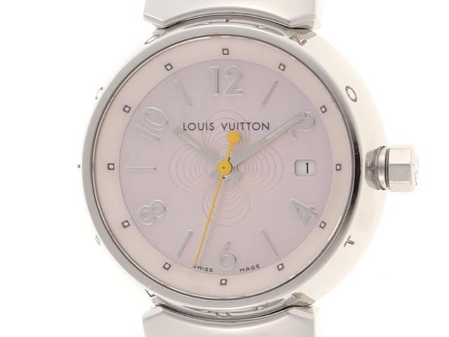 【送料無料】LOUIS VUITTON ルイヴィトン タンブール PM Q1216 【432】【中古】【大黒屋】