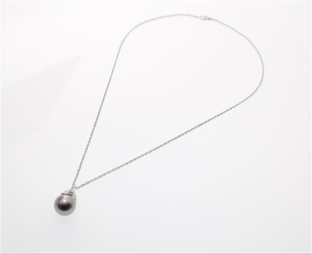 JEWELRY 貴金属・宝石 ネックレス プラチナ850 バロックパール 約10.6g【433】【中古】【大黒屋】