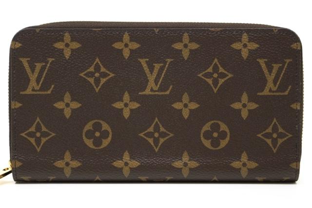 【送料無料】LOUIS VUITTON ルイヴィトン 財布 長財布 ジッピー・ウォレット モノグラム M42616 新型 定価:\97,900 【200】【中古】【大黒屋】