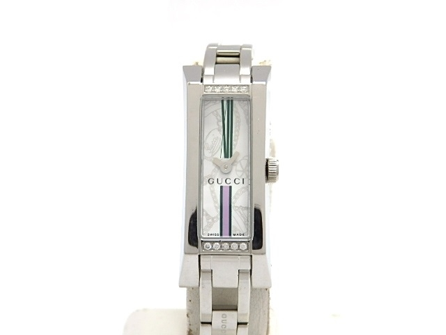 低価格の GUCCI グッチ 時計 110 ダイヤベゼル ステンレス クオーツ ホワイト 【474】【】【大黒屋】, サムソナイトジャパンショップ 019de9e8