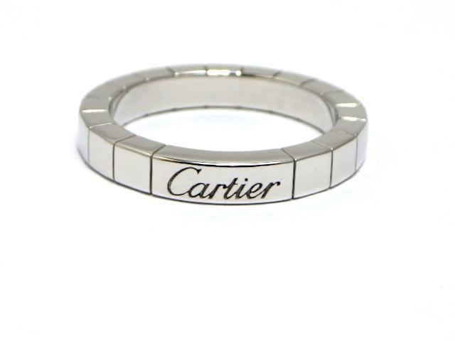 【全商品オープニング価格 特別価格】 Cartier カルティエ WG ラニエールリング 50号 【430】【】【大黒屋】, JUKO.IN:8af9bf85 --- cpps.dyndns.info