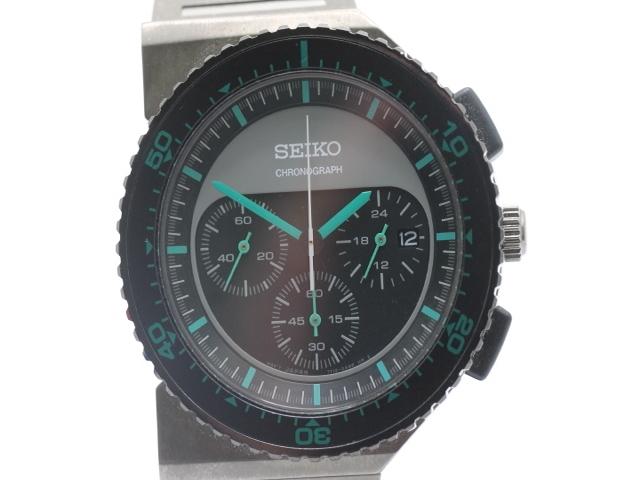 SEIKO メンズ腕時計 クオーツ スピリット・ジウジアーロデザイン 2500本限定【450】【中古】【大黒屋】