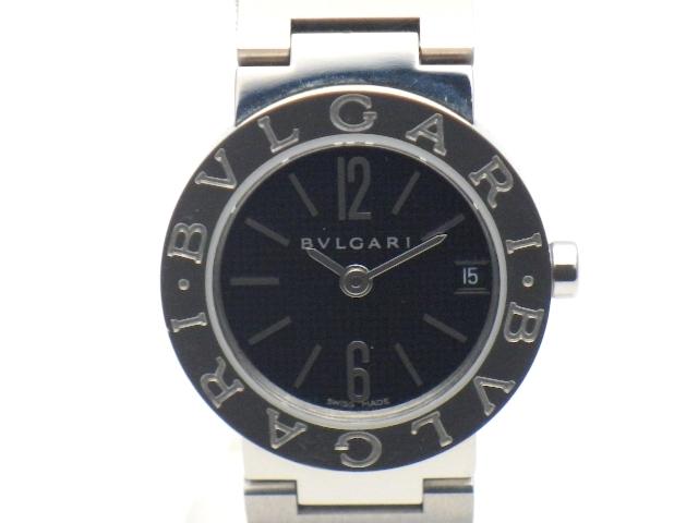 【送料無料】BVLGARI ブルガリ 時計 ブルガリ ブルガリ クオーツ SS BB23SS【437】【中古】【大黒屋】