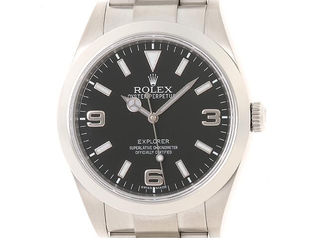 【送料無料】ROLEX ロレックス 時計 エクスプローラー1 オートマチック 214270 ランダム番【471】【中古】【大黒屋】