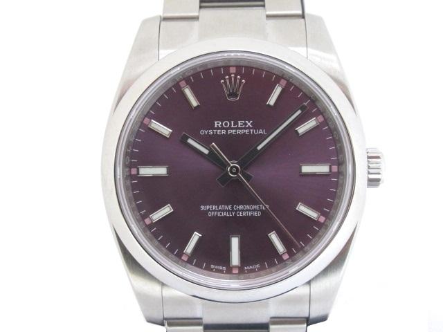 【送料無料】ROLEX 時計 オイスター パーペチュアル オートマチック 【410】【中古】【大黒屋】