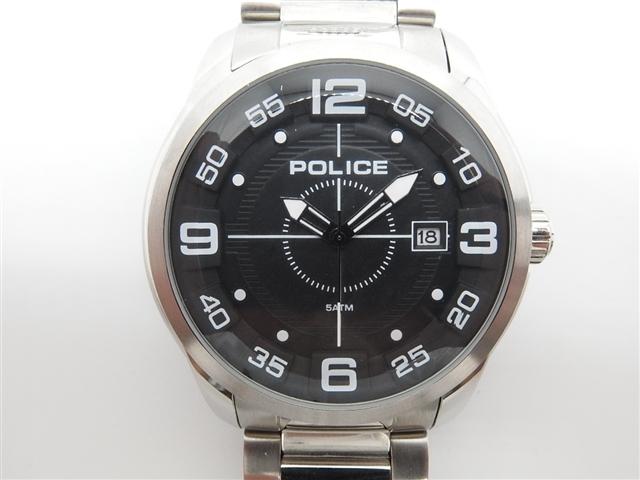 POLICE 時計 クオーツ SNIPER【410】【中古】【大黒屋】
