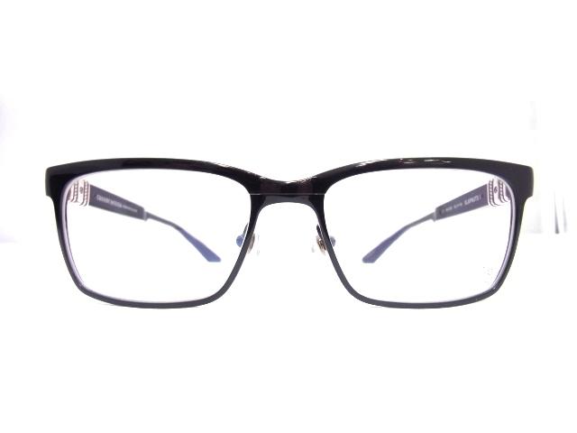 【送料無料】CHROME HEARTS クロムハーツ メガネ 眼鏡 SLAPNUTS 【471】【中古】【大黒屋】
