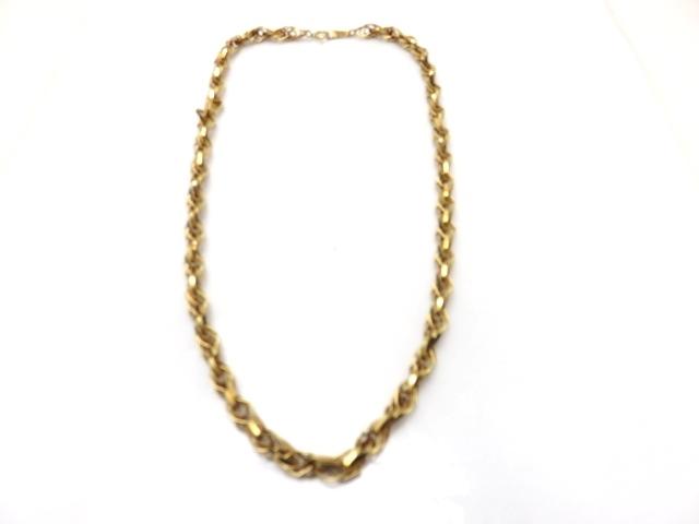 【送料無料】JEWELRY ジュエリー 貴金属 宝石 ネックレス K18 12.6g【431】【中古】【大黒屋】