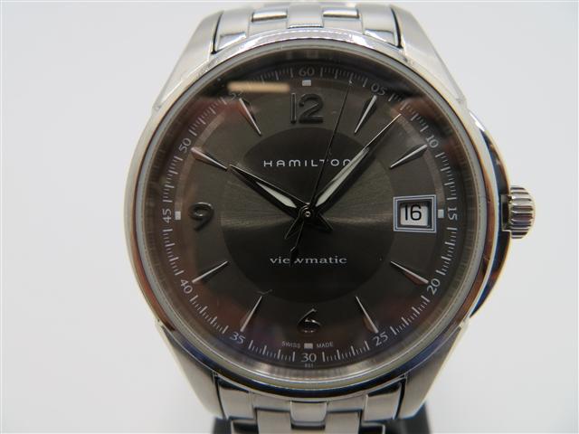 HAMILTON 時計 オートマチック ジャズマスター ビューマティック【410】【中古】【大黒屋】