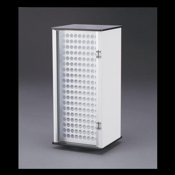 ネームタワー300 【W175xD168xH385】認印 収納 展示 ディスプレイ 陳列 什器 収納ラック