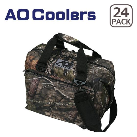 AOクーラーズ クーラーボックス 24 PACK DELUXE デラックス MOSSY OAK COOLER モッシーオーク ブレイクアップ