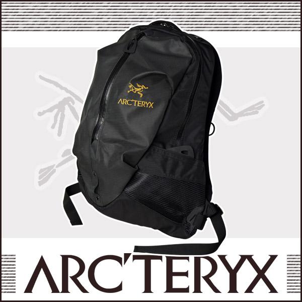 弧 ' TERYX Arc'Teryx ★ ARRO16 (箭头 16) 背包黑色