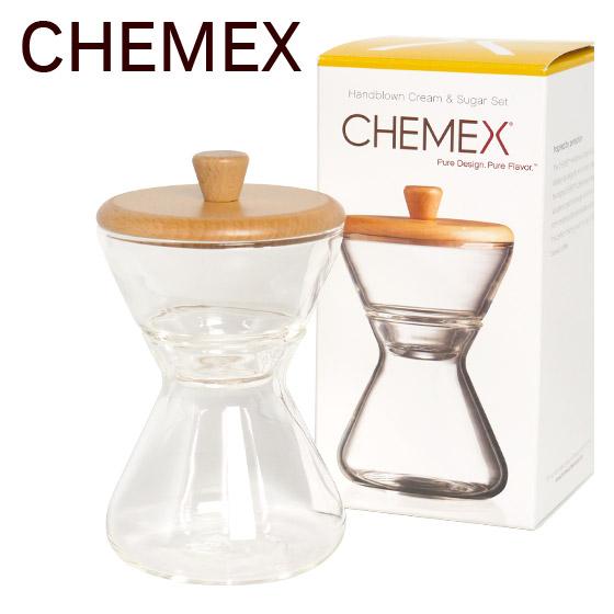 通信販売 販売実績No.1 CHEMEX ケメックス コーヒーメーカーゆったりコーヒータイムの必需品 ポイント10倍 9 25 ギフト可 20時- ハンドブロウ シュガーセット クリーマー