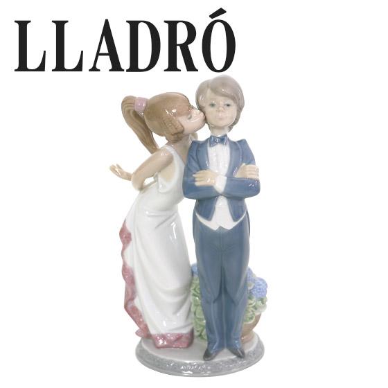 リヤドロ 人形 カップル LLADRO すてきよ! 5555 リアドロ ギフト・のし可 北海道・沖縄は別途540円加算