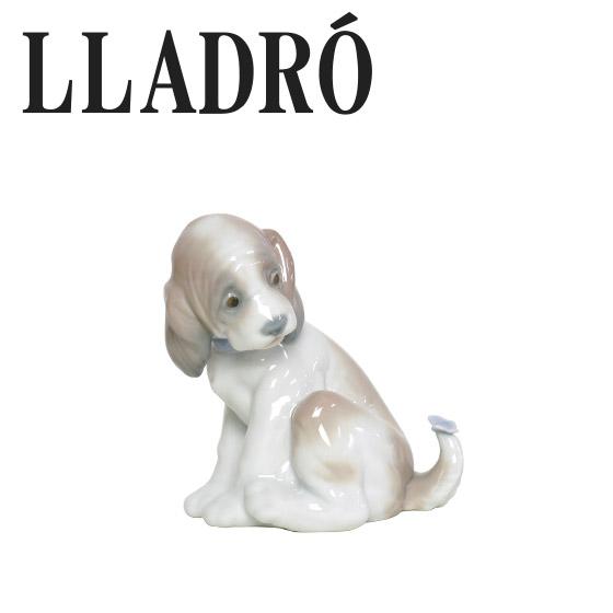 リヤドロ 犬 動物 LLADRO マイフレンド 6210 ギフト・のし可