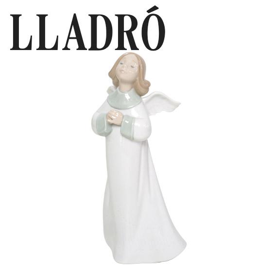 【Max1,000円OFFクーポン】リヤドロ 人形 天使 LLADRO 天使の願い 6788 ギフト・のし可 北海道・沖縄は別途945円加算