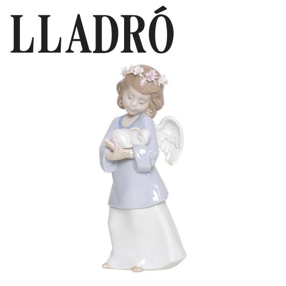 リヤドロ 天使 LLADRO 天使の宝もの 6856 ギフト・のし可
