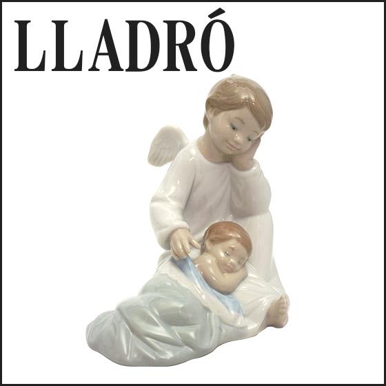 【Max1,000円OFFクーポン】リヤドロ 天使 人形 LLADRO 守ってあげるよ(男の子) 6961 ギフト・のし可 北海道・沖縄は別途945円加算
