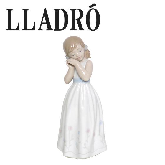 リヤドロ 少女置物 LLADRO 我が家のプリンセス 6973 ギフト・のし可 北海道・沖縄は別途540円加算