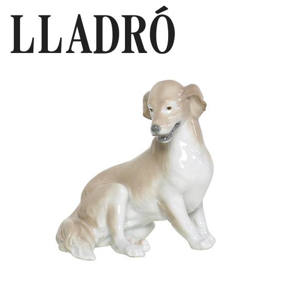 リヤドロ 犬 動物 LLADRO ゴールデンレトリーバー 8345 ギフト・のし可 記念品